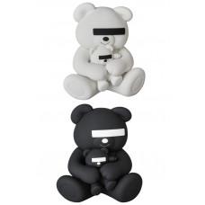VCD UNDERCOVER BEAR WHITE/BLACK