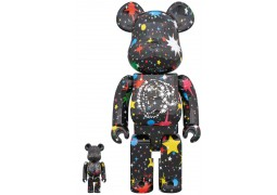Bearbrick - BILLIONAIRE BOYS CLUB STARFIELD 100% & 400%