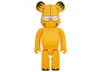 Bearbrick - Garfield 100%