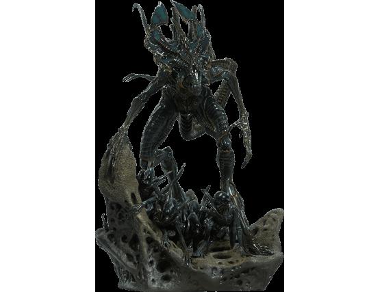 """Статуя """"Король Чужих (Ксеноморф) - Alien King"""""""