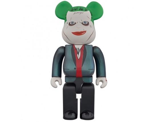 Bearbrick - Joker 400% (Suicide Squad)