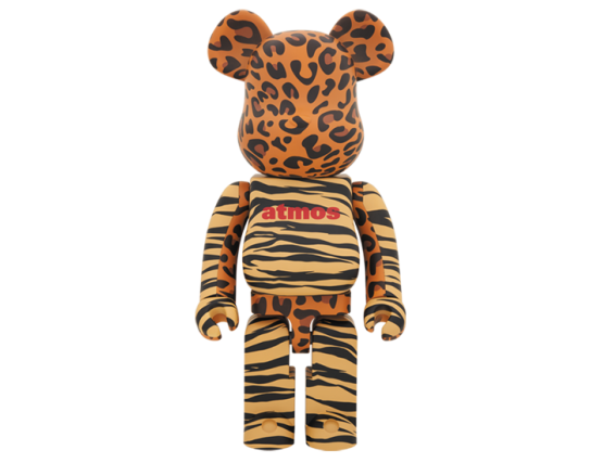 Bearbrick  - Atmos Animal 1000%