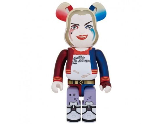 Bearbrick - Harley Quinn 400%