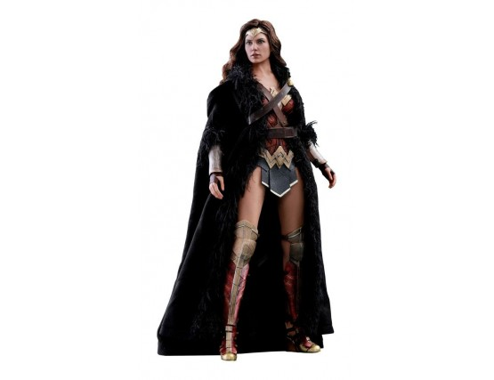Фигурка 1/6 Чудо Женщина - Wonder Woman (Deluxe) (MMS450)