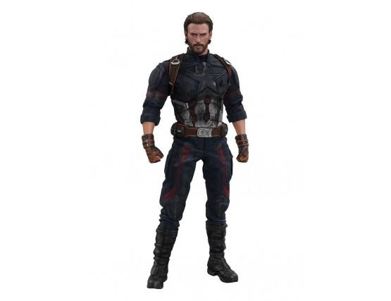 Фигурка 1/6 Капитан Америка - Captain America (Infinity War) (MMS480)