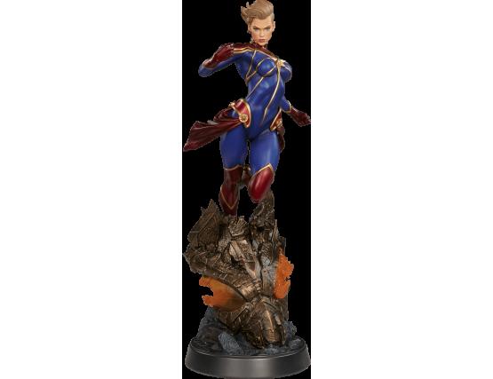 Статуя 58 см, Капитан Марвел - Captain Marvel