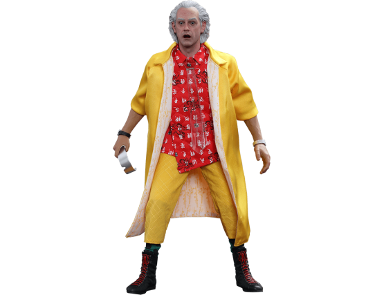 Фигурка 1/6 Эмметт Браун - Dr. Emmett Brown (MMS380)