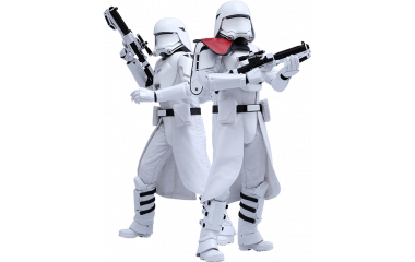 Фигурка 1/6 Штурмовики - First Order Snowtroopers