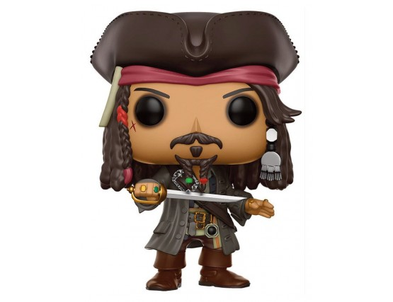 Funko POP Джек Воробей - Jack Sparrow