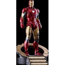 Фигурка 1/6 Железный человек - Iron Man Mark VI Diecast (MMS378D17)