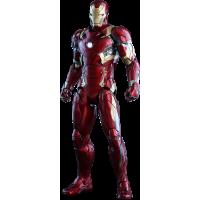 Фигурка 1/6 Железный человек - Iron man mark XLVI (DIECAST) (MMS353D16)