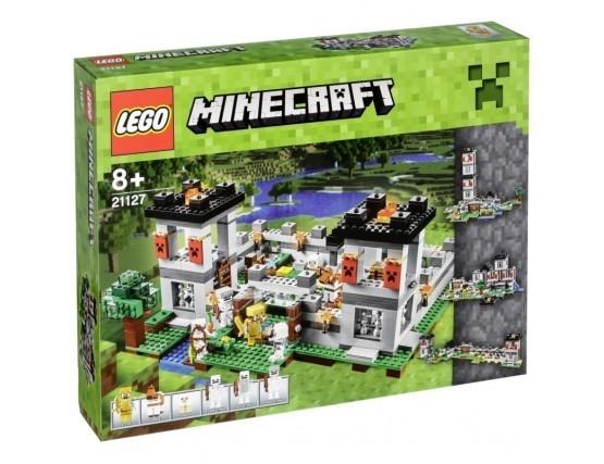 """21127 LEGO MINECRAFT """"КРЕПОСТЬ"""""""