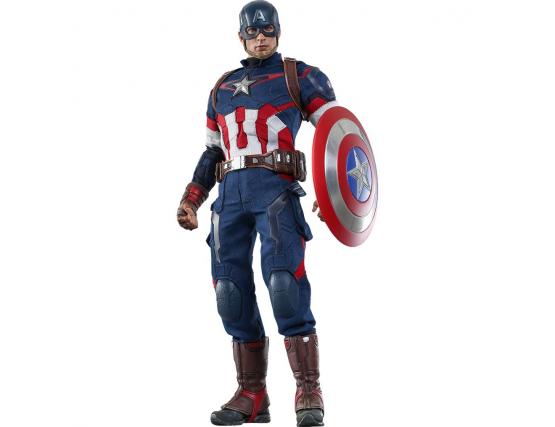 Фигурка 1/6 Капитан Америка - CAPTAIN AMERICA (MMS281)