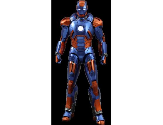 Фигурка 1/6 Железный человек - IRON MAN 3 MARK XXVII DISCO (MMS371)