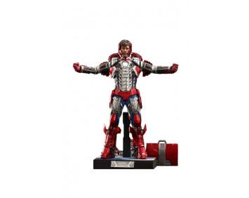 Фигурка 1/6 Железный человек - Iron Man 2 (Mark V Suit up Version)  Deluxe Version (MMS600)
