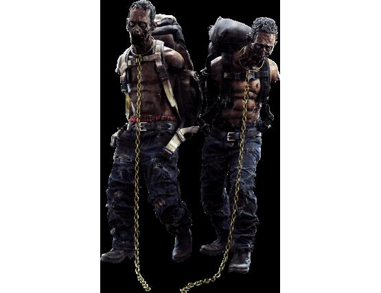 Фигурка 1/6 Ручные зомби Мишонн - Michonne's Pet Walker Twin Pack