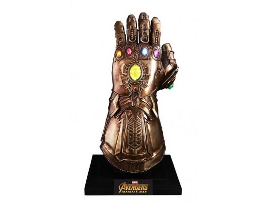 Фигурка 1/1 Перчатка Бесконечности - Infinity Gauntlet