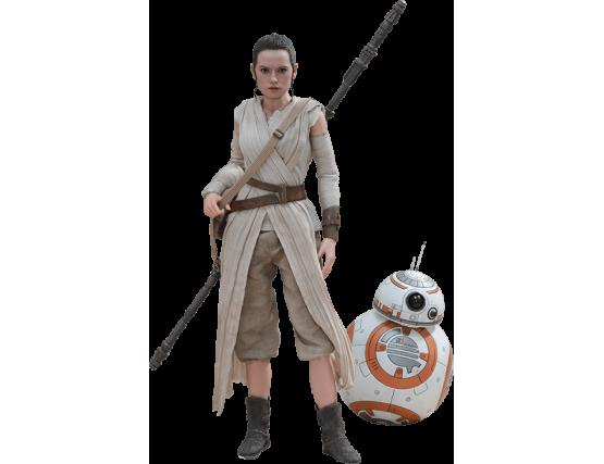Фигурка 1/6 Rey и BB-8