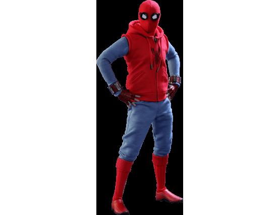 Фигурка 1/6 Человек-паук - Spider-Man (Homemade Suit Version) (MMS414)