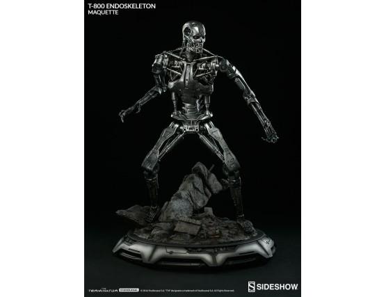 Статуя 52 см, Терминатор T-800 Эндоскелет - Terminator T-800