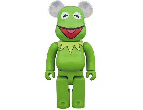 BEARBRICK - Kermit The Frog 1000%