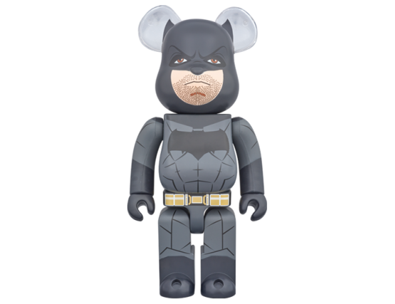Bearbrick - Batman 1000%