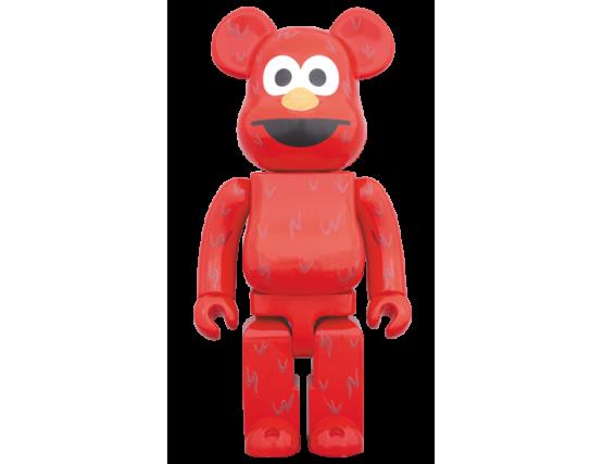 Bearbrick - Elmo 1000%