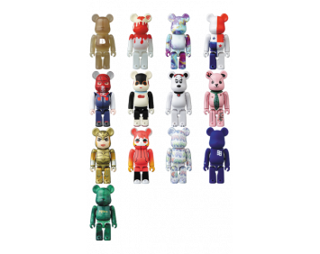 BEARBRICK - SERIES 40 100%