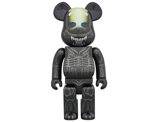 Bearbrick - Alien 400%