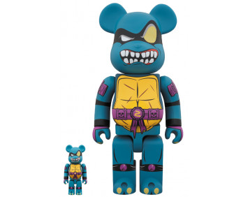 BEARBRICK - SLASH 100% & 400%