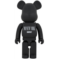 "BEARBRICK - BOOWY ""NO NEW YORK"" 1000%"