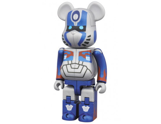 BEARBRICK - TRANSFORMERS OPTIMUS PRIME (AGE OF EXTINCTION Ver.) 200%