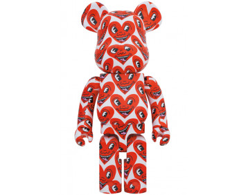 BEARBRICK - KEITH HARING #6 1000%