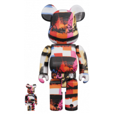 BEARBRICK - ANDY WARHOL The Last Supper 100% & 400%