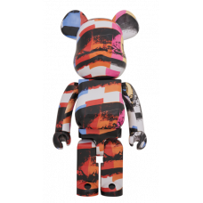 BEARBRICK - ANDY WARHOL The Last Supper 1000%