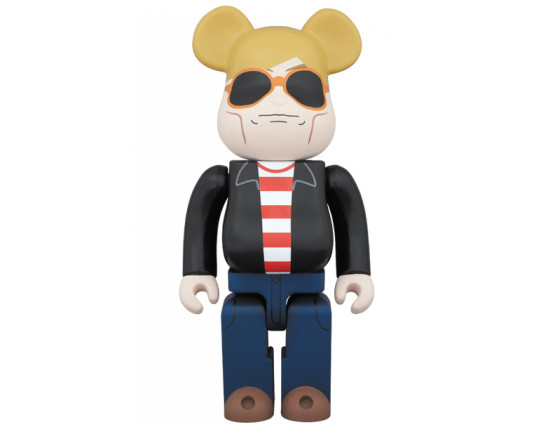 Bearbrick - Andy Warhol 60s Style Ver. 1000%