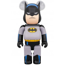BEARBRICK - BATMAN ANIMATED 1000%