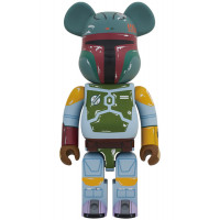Bearbrick - BOBA FETT (TM) First Appearance Ver. 1000%