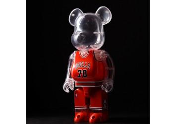 Bearbrick - Chicago Bulls 400%