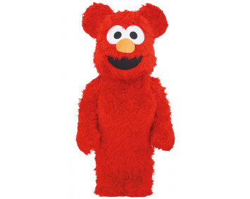 BEARBRICK - ELMO Costume Ver.1000%