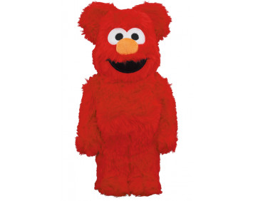 BEARBRICK - ELMO Costume Ver.400%