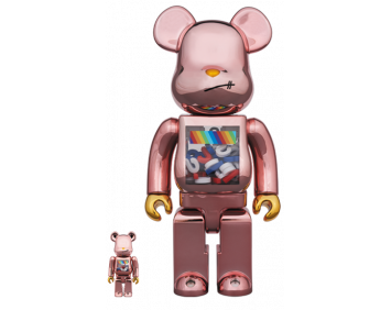BEARBRICK - J.S.B. 2nd Ver. 100% & 400%