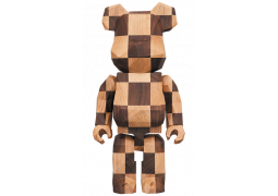 BEARBRICK - KARIMOKU Fragmentdesign 400% CHESS