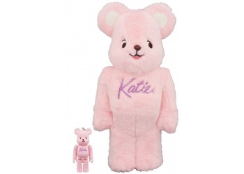 Bearbrick - Katie 100% & 400%