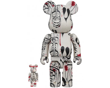 BEARBRICK - PHIL FROST 2019 100% & 400%