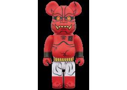 Bearbrick - Play Studio 400% Red Oni