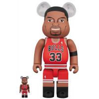 BEARBRICK - Scottie Pippen (Chicago Bulls) 100% & 400%