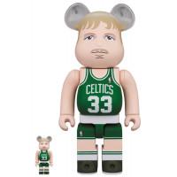 BEARBRICK - Larry Bird (Boston Celtics) 100% & 400%