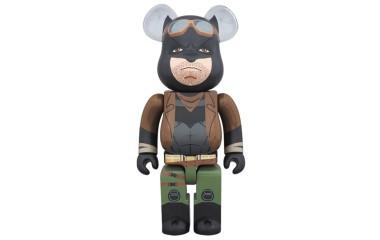 Bearbrick - Batman 400%