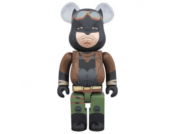 Bearbrick - Batman 400%